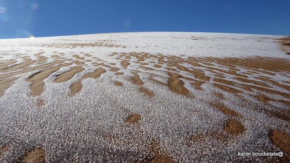 У Сахарі випав сніг - сніг, погода, Мороз, Єгипет, Африка - 19 sahara2