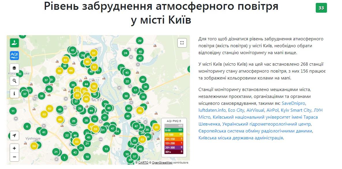 Можна дихати: повітря у Києві стало чистішим - столиця, повітря, забруднення повітря - 26 vozduh