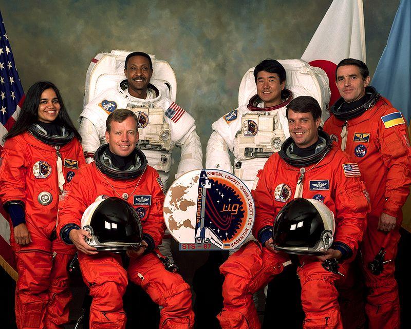 70 років тому народився перший космонавт незалежної України - Людина, космос, Герой України - 28 kadenyuk3