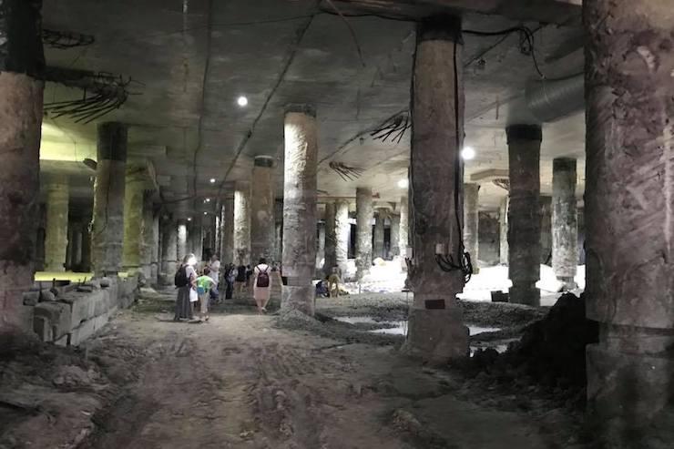 У столиці офіційно з'явився Центр консервації предметів археології - дослідження, археологічні розкопки - 35898636 1916501678388755 5264237858750726144 n