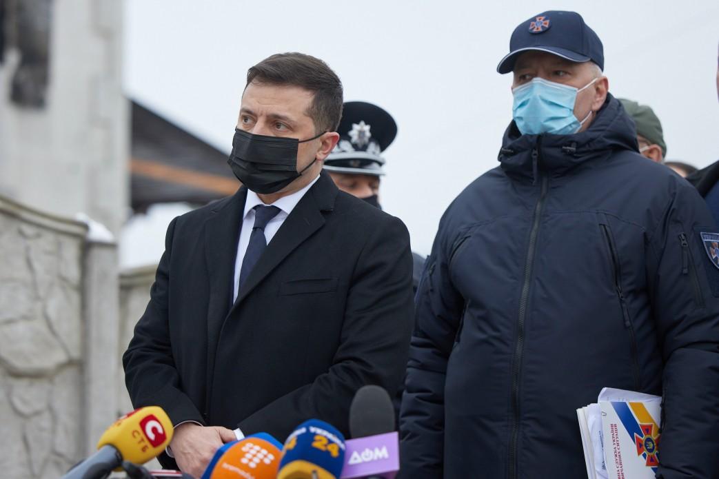 Деталі пожежі у Харкові: стало відомо, чому не врятували усіх - Президент України, масштабна пожежа, літні люди, загиблі, аудит - 5fa274d31a4a47e4cd655de6e8d103a4 1611311701 extra large