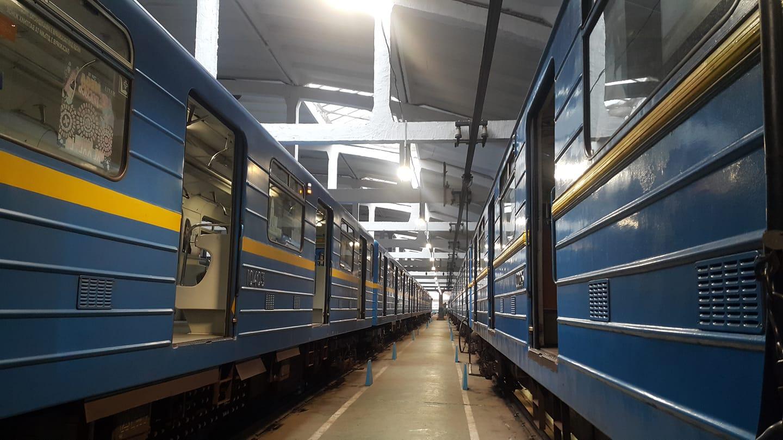 Як працюватиме Київський метрополітен на Різдво - Київський метрополітен, графік роботи - 78264792 2449379851976082 4070008294993821696 o