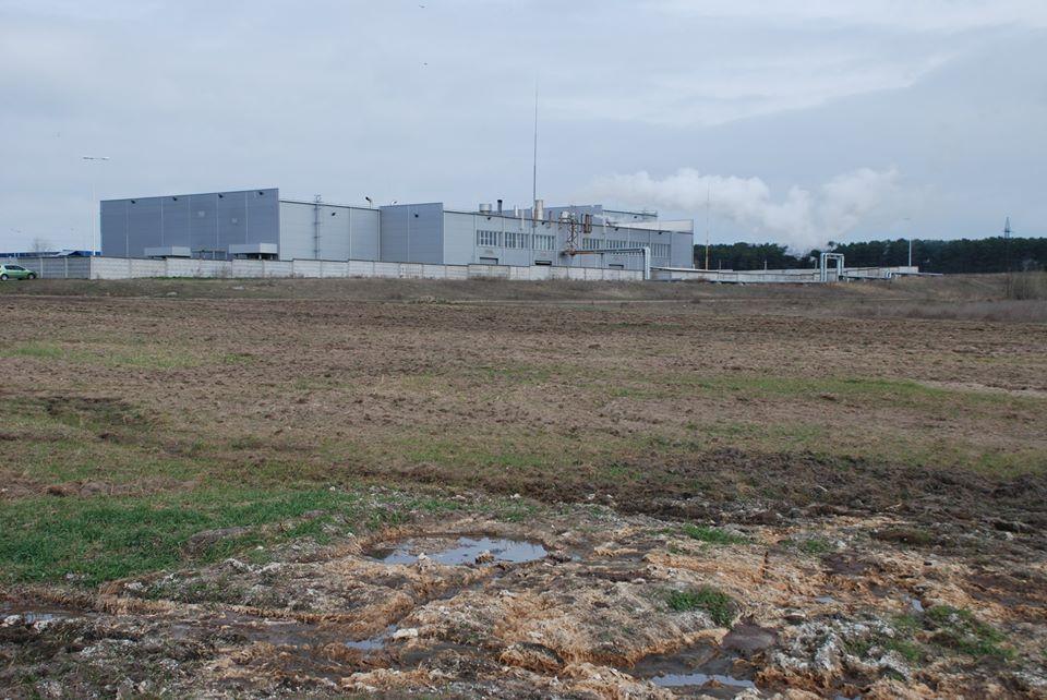 «Гаврилівські курчата» зупиняються - забруднення довкілля, Гаврилівські курчата, Вишгородський район - Agromars