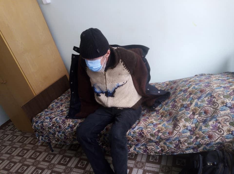 Безхатько отримав притулок на Вишгородщині - Червоний Хрест, допомога нужденним, Вишгородський район - Bezhat1