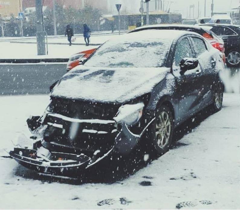 Небезпечний Київ за добу: крадіжки, аварії та пожежі - пожежі, крадіжки, ДТП - Bezymyannyj 2