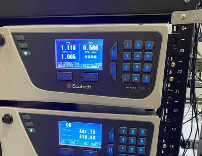 У Броварах автоматизували спостереження за атмосферним повітрям - повітря, екологічний моніторинг, Бровари - Brov1 obr