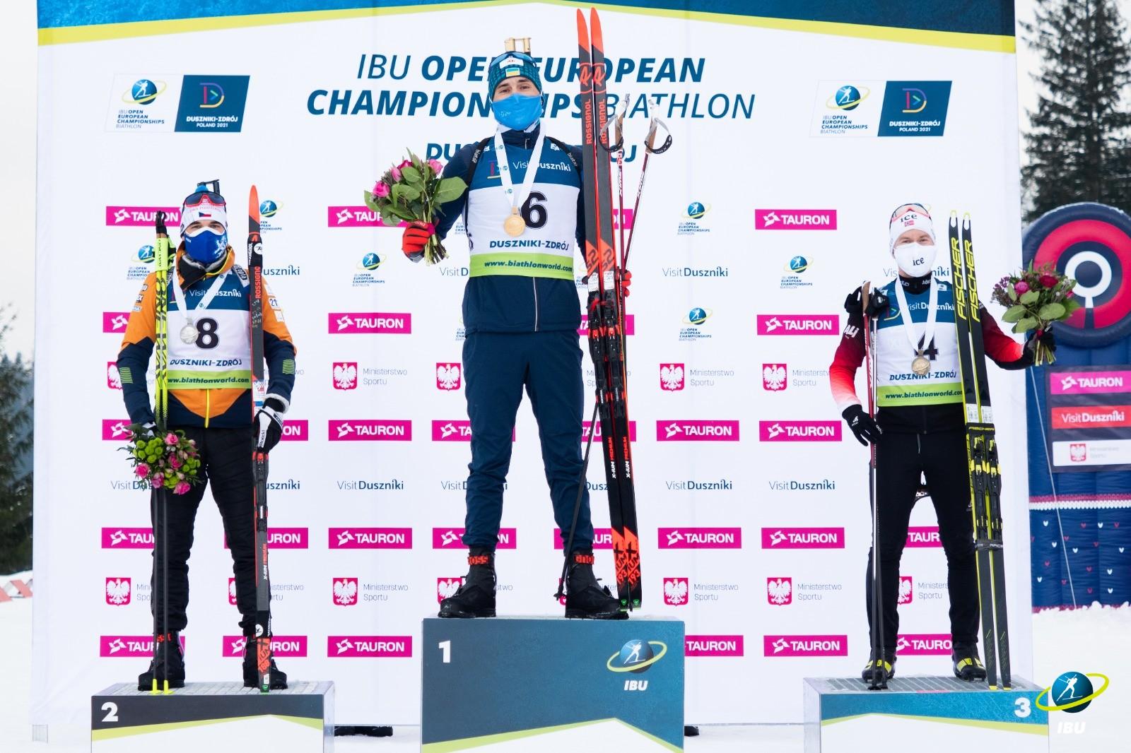Українець здобув золоту медаль на чемпіонаті Європи з біатлону - чемпіонат Європи, золота медаль - Es 2zjqXEAAe0Sq