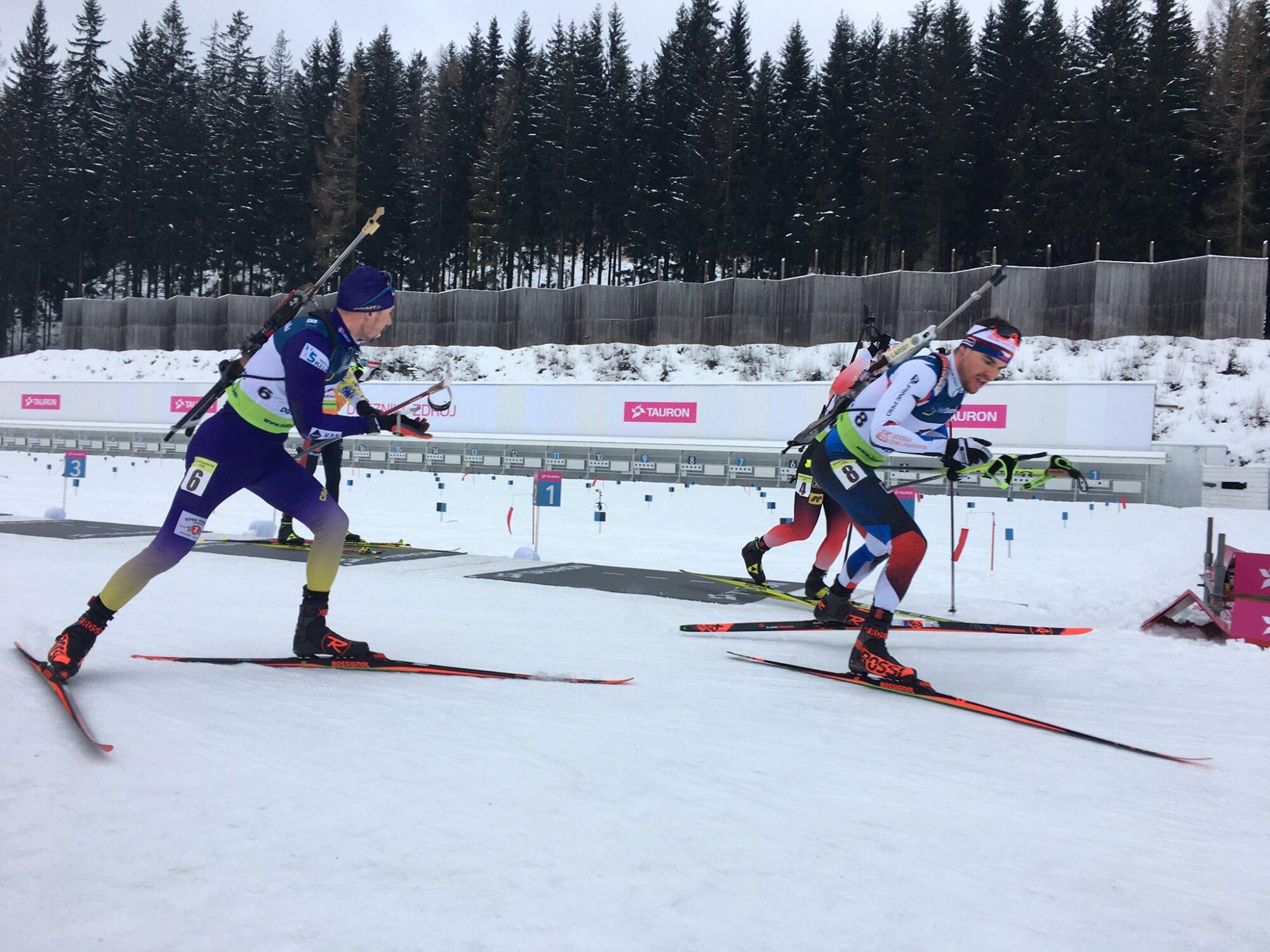 Українець здобув золоту медаль на чемпіонаті Європи з біатлону - чемпіонат Європи, золота медаль - Es t6A0W4AId2IC 2000x1500