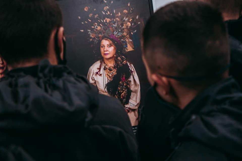 Фотовиставка розповідає про матерів загиблих героїв - фотовиставка, НГУ, герої, АТО (ОСС) - Gvardiya1