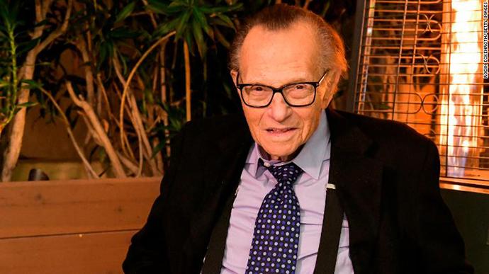 Помер відомий американський ведучий Ларі Кінг - Телеканал, США, журналіст - KING
