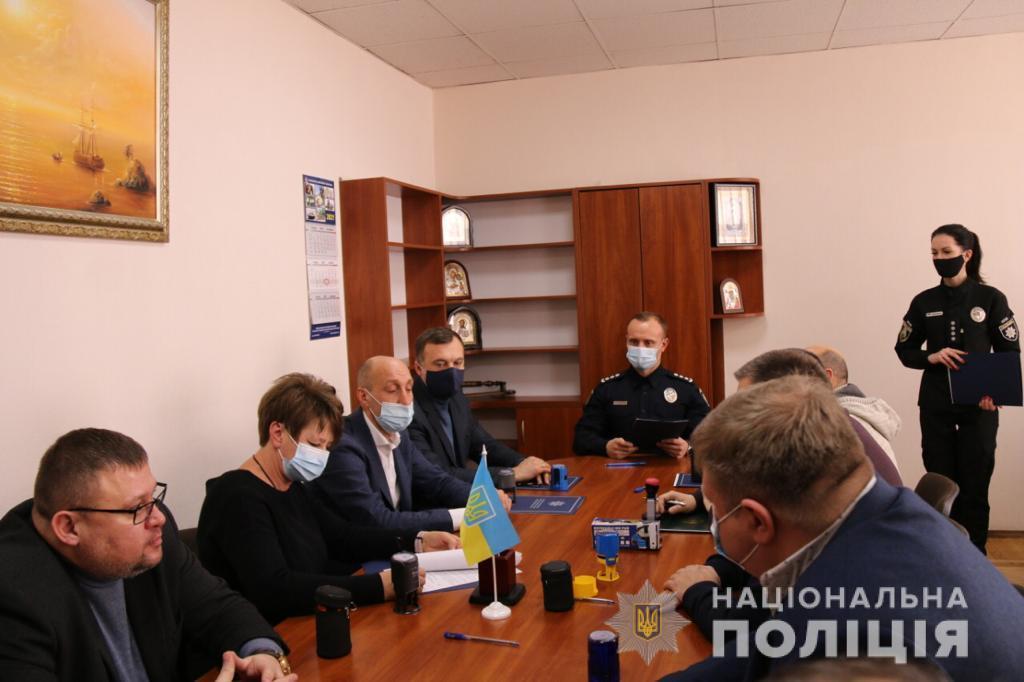 36 ОТГ Київщини підписали меморандум про співпрацю з поліцією - поліція Київської області, ОТГ, Нєбитов - Ofitser4