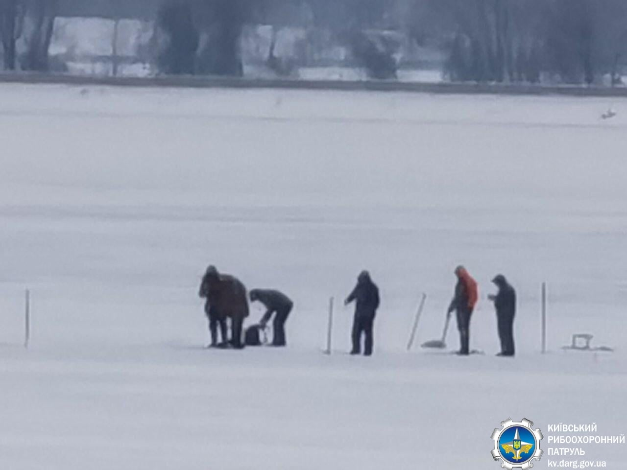 На Вишгородщині браконьєрів ловлять десятками - Київський рибоохоронний патруль, Вишгородський район, браконьєрство - Ryba5