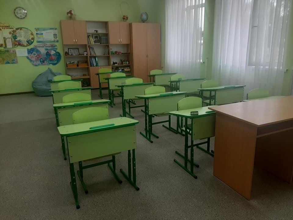 На Київщині за парти повернулися понад 90% школярів - Освіта, МОН України, карантин - SHkola4