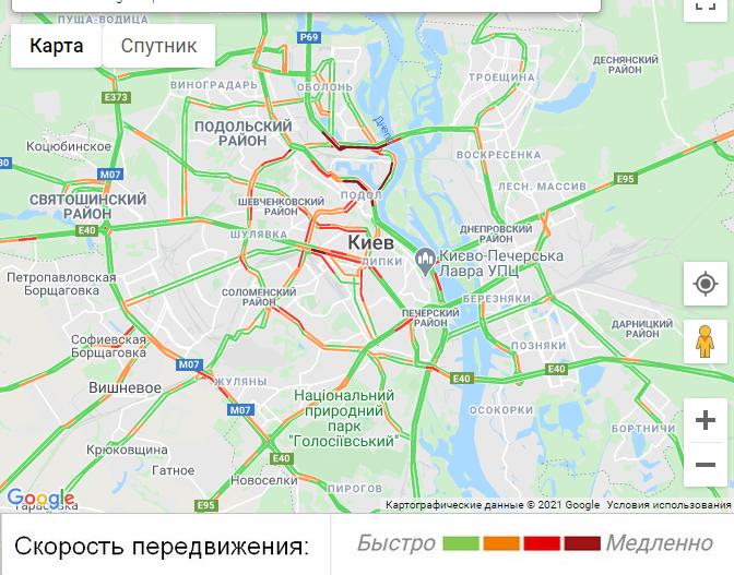 Комунальники Києва готові до боротьби із ожеледицею - ожеледиця, дорожній рух - Screenshot 13
