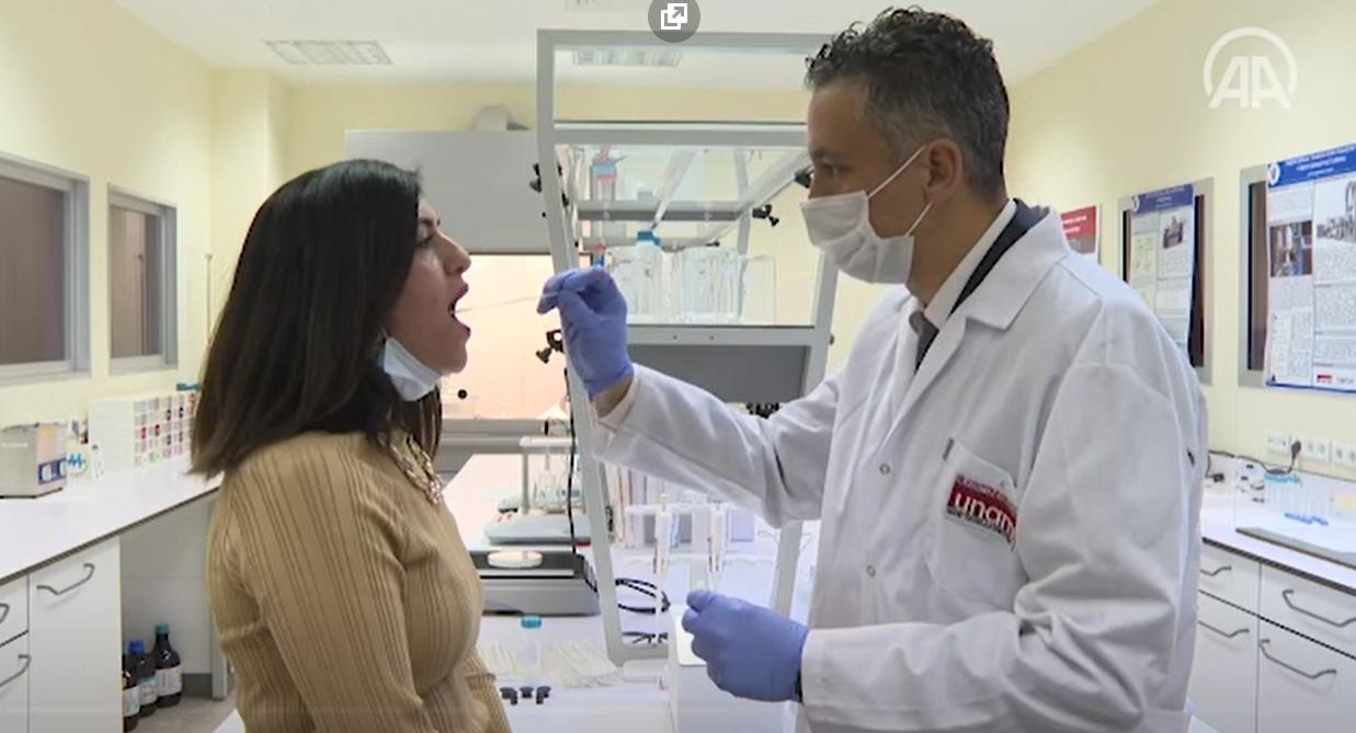 Виявити коронавірус тепер можна за 10 секунд - розробка, коронавірус, дослідження, вчені - Snymok ekrana 833