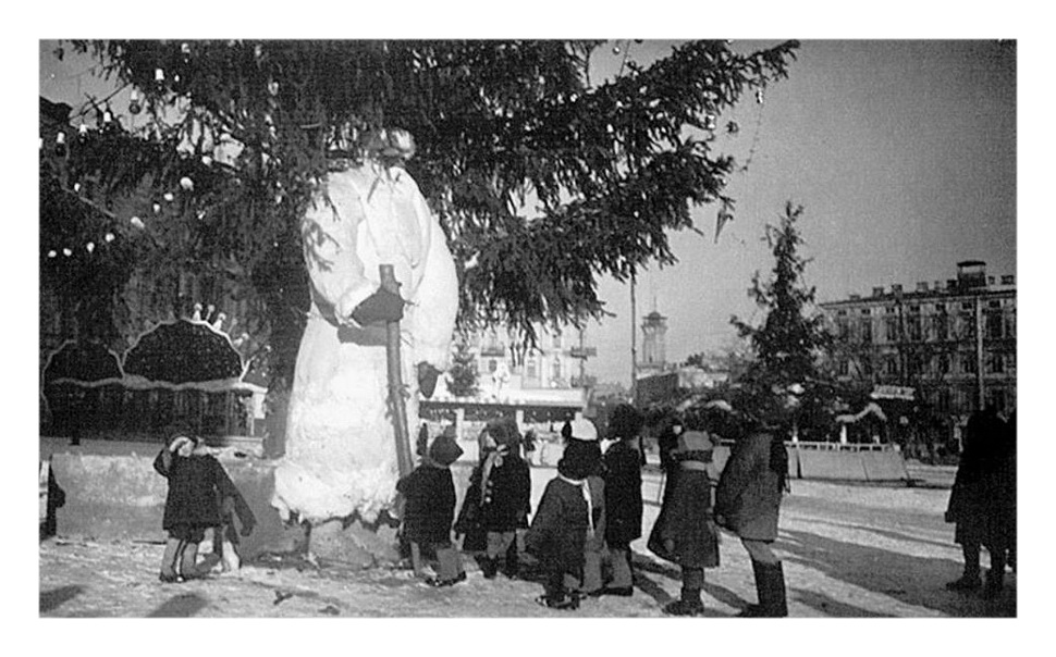 Коли виникла традиція новорічних дитячих ранків? - Традиції, новорічна ялинка, Новий рік - YAlynka Kyyiv 1936