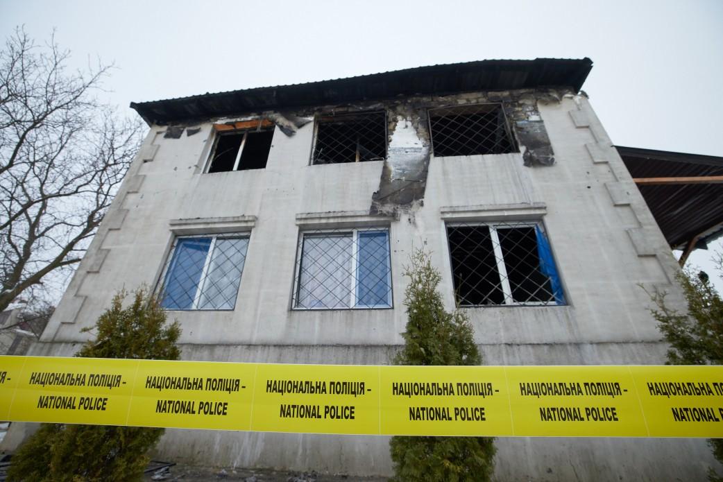 Деталі пожежі у Харкові: стало відомо, чому не врятували усіх - Президент України, масштабна пожежа, літні люди, загиблі, аудит - befc92ac30090874a672d753794c8a73 1611311700 extra large