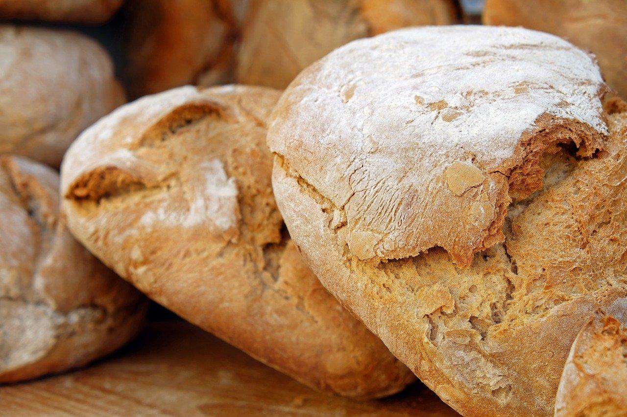Ціни зростають: на скільки подорожчає хліб в Україні? - ціни, хліб, продукти харчування, вартість - bread 2193537 1280