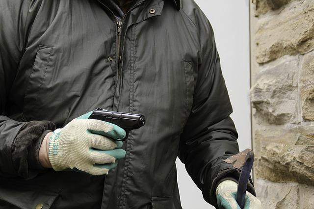За добу у Києві зафіксували майже 50 крадіжок та численні ДТП - хуліганства, крадіжки, ДТП - burglar 1216195 640