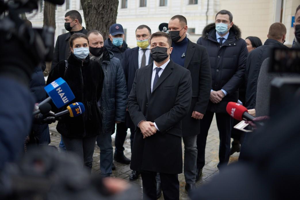 Деталі пожежі у Харкові: стало відомо, чому не врятували усіх - Президент України, масштабна пожежа, літні люди, загиблі, аудит - ce01d2341fbc3dda414e227a415c6609 1611315311 extra large