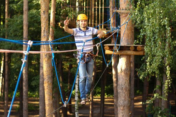 У Яготині з'явиться мотузковий парк - Розваги, парк - dfb345b78dfb450 main