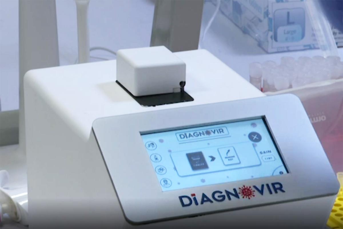 Виявити коронавірус тепер можна за 10 секунд - розробка, коронавірус, дослідження, вчені - diagnovir