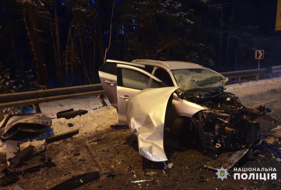 Деталі смертельної ДТП на Обухівщині - Поліція, іноземець, Аварія на дорозі - dtpobuh