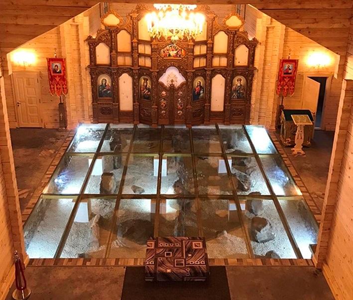 На Переяславщині відновили козацький храм - храм, козаки, відбудова - o 1er3pctpijml1gmk1b7oq4e14s13c