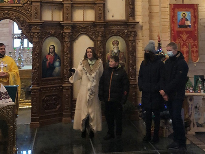 На Переяславщині відновили козацький храм - храм, козаки, відбудова - o 1er3pf6ka13qc14uj1gs81h51fop4c