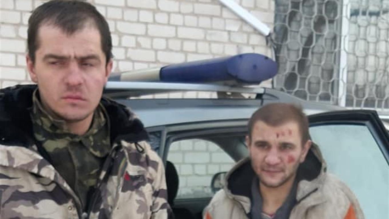 На Переяславщині селяни спіймали двох злодіїв - Поліція, Переяслав, крадіжка - o 1esamddfb1u639u917np4phfns24