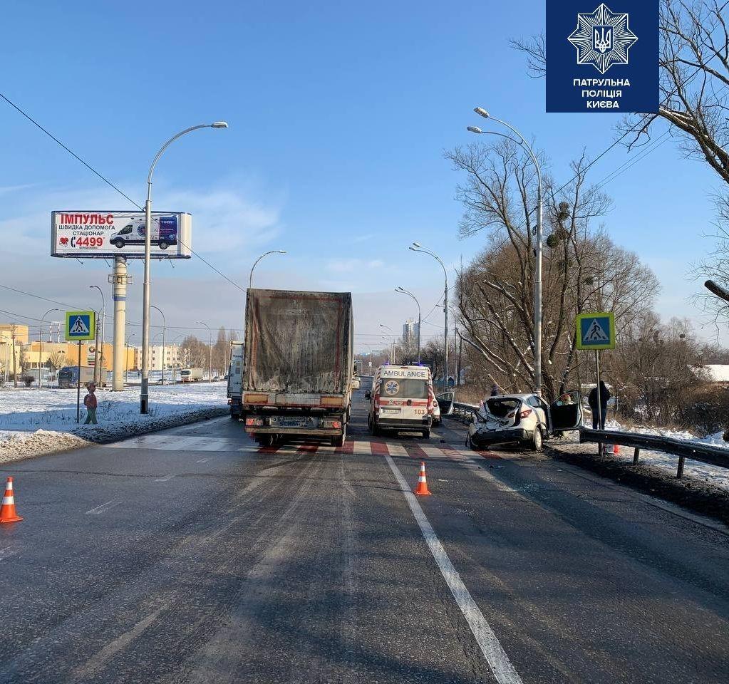 За добу у Києві зафіксували майже 50 крадіжок та численні ДТП - хуліганства, крадіжки, ДТП - photo5204282611130806328 1
