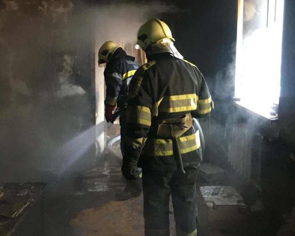 Під час пожежі у Фастові загинула жінка - Смерть людини, пожежа будинку, загиблі - photo 2021 01 17 13 56 12.jpg1