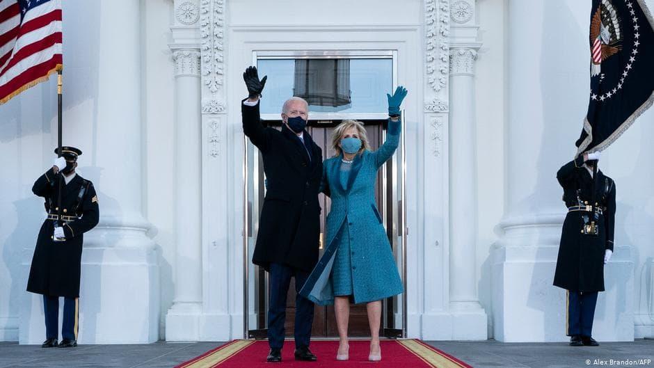 Джо Байден вступив на посаду президента США - США, Президент, Переяслав - photo 2021 01 21 09 56 57