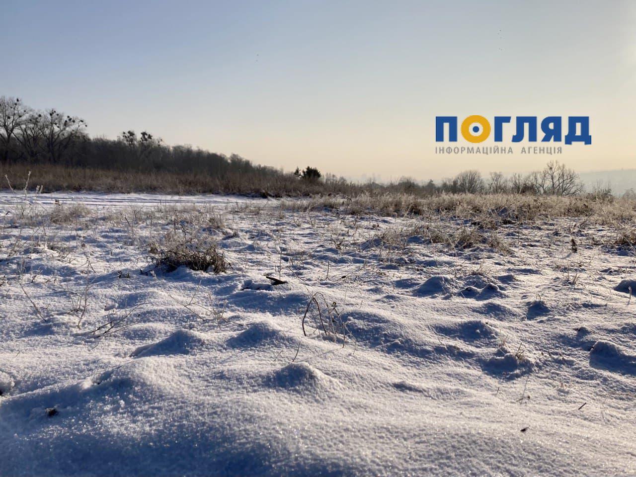 Снігопади на Київщині 30 січня зумовлені циклоном Олаф - циклон, снігопад, сніг, прогноз погоди, погода - photo 2021 01 30 12 15 15