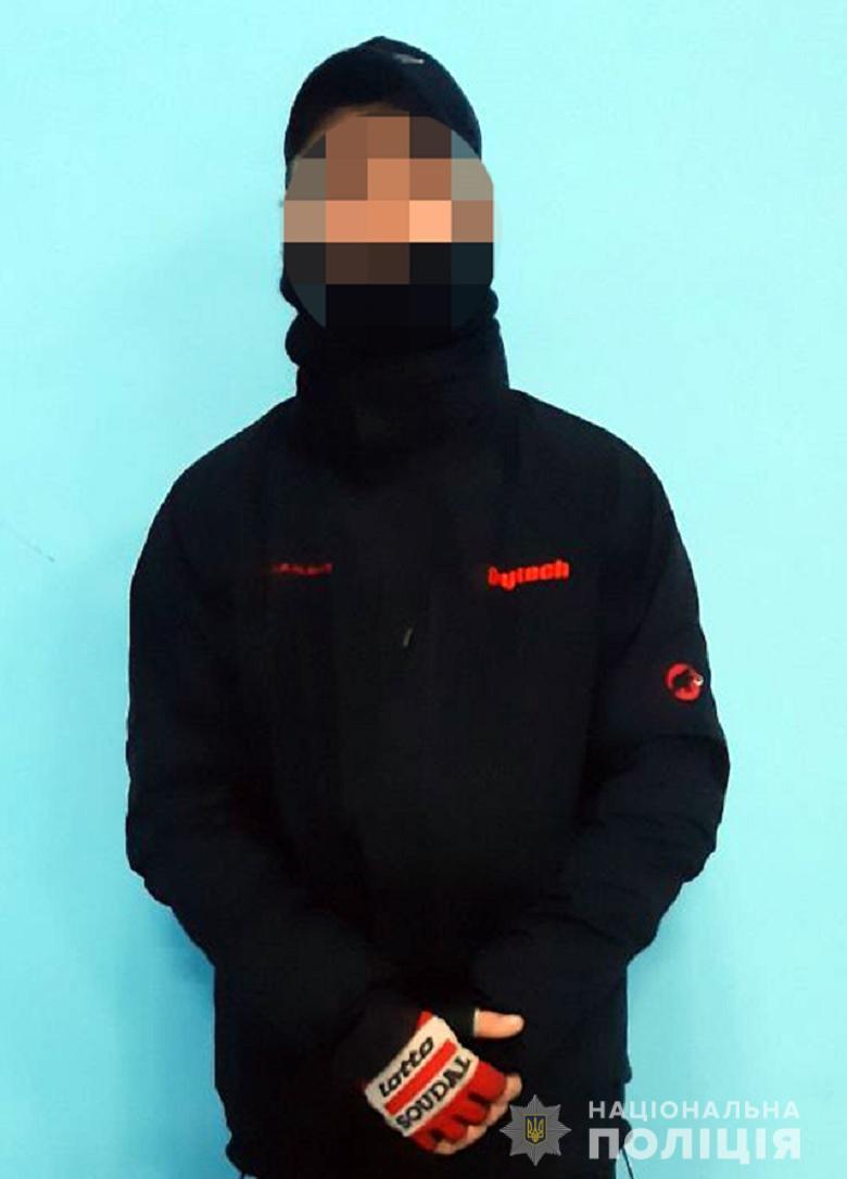На Святошині хлопці напали та обікрали 25-річного молодика - Святошинський район, розбій, нападники - rozbiysviatoshino2021150112
