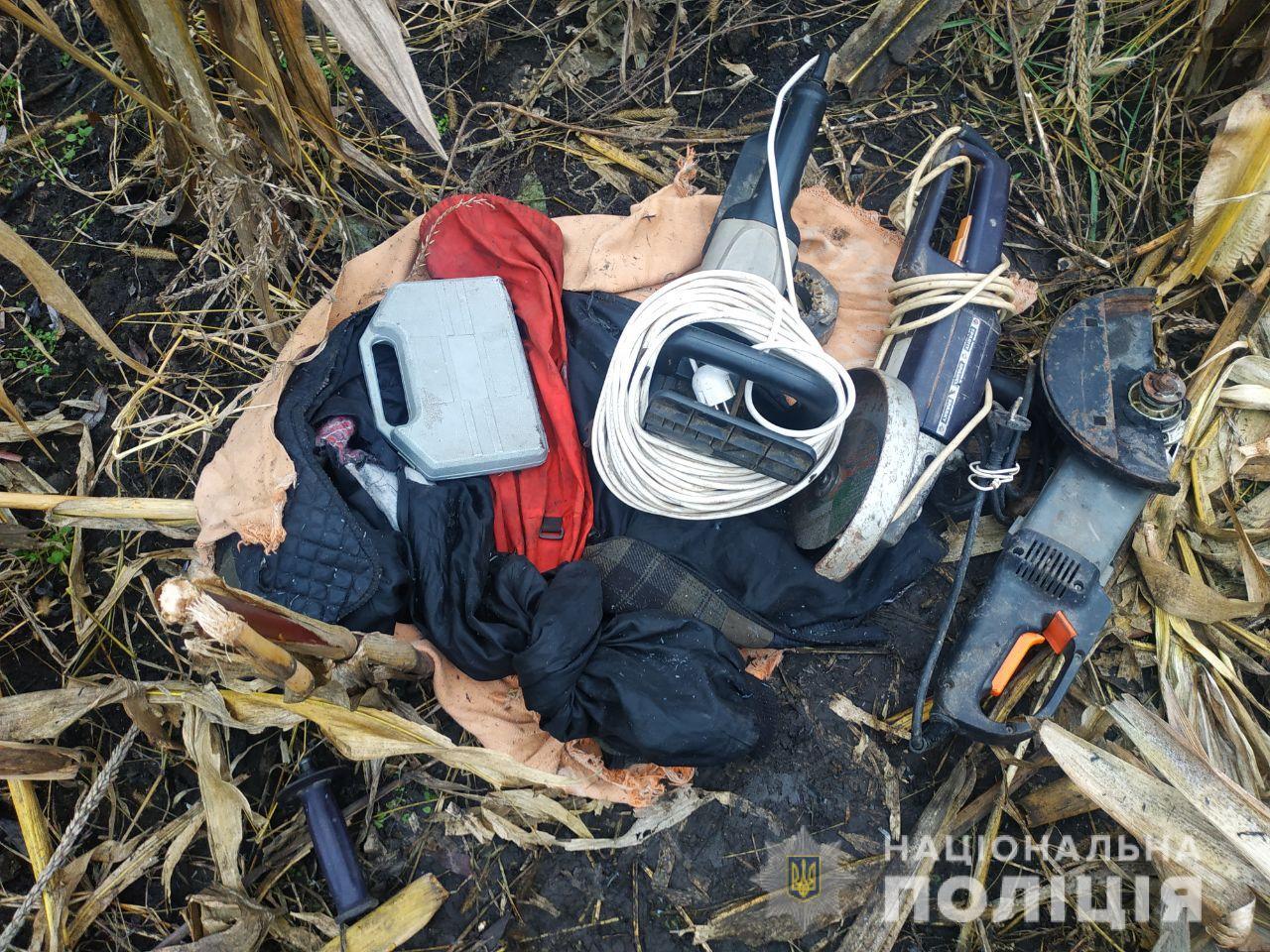 На Білоцерківщині серійний крадій викрав майна на 17 тисяч грн - підозра, кримінал, крадіжка, Білоцерківщина - zakopuvach1
