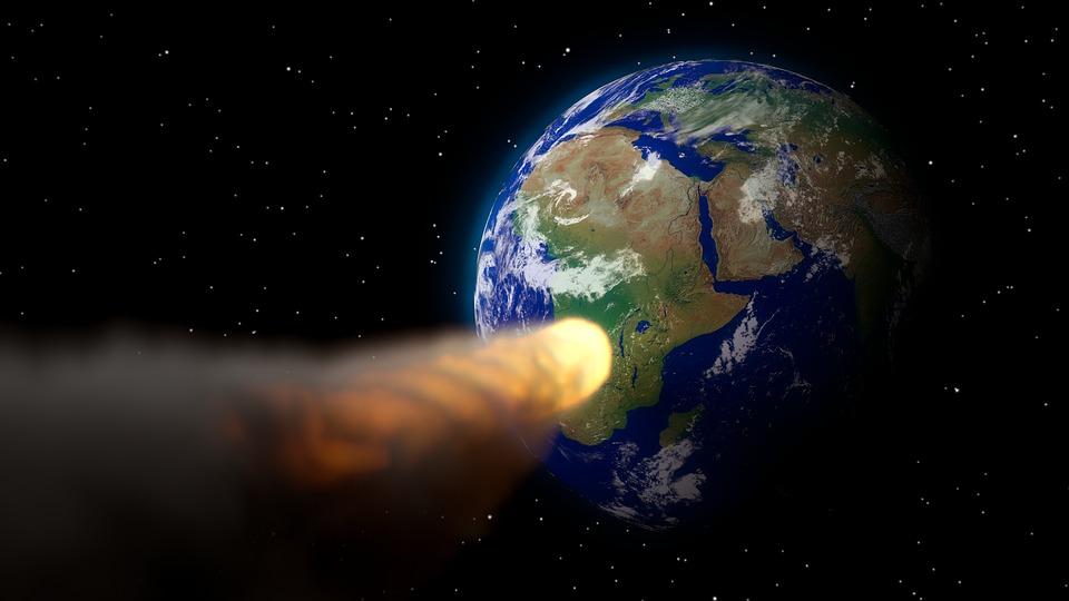 До Землі наближається «потенційно небезпечний» астероїд - планета, небесне тіло, космос, Земля, астероїд - 05 asteroyd