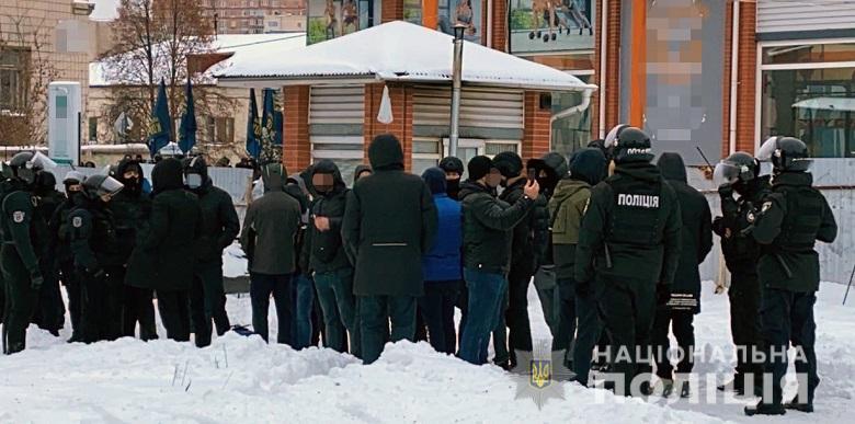У Києві сталося майже 90 крадіжок за добу - погрози, пограбування, нападник, крадіжки, зібрання - 10.02.2021qwe1