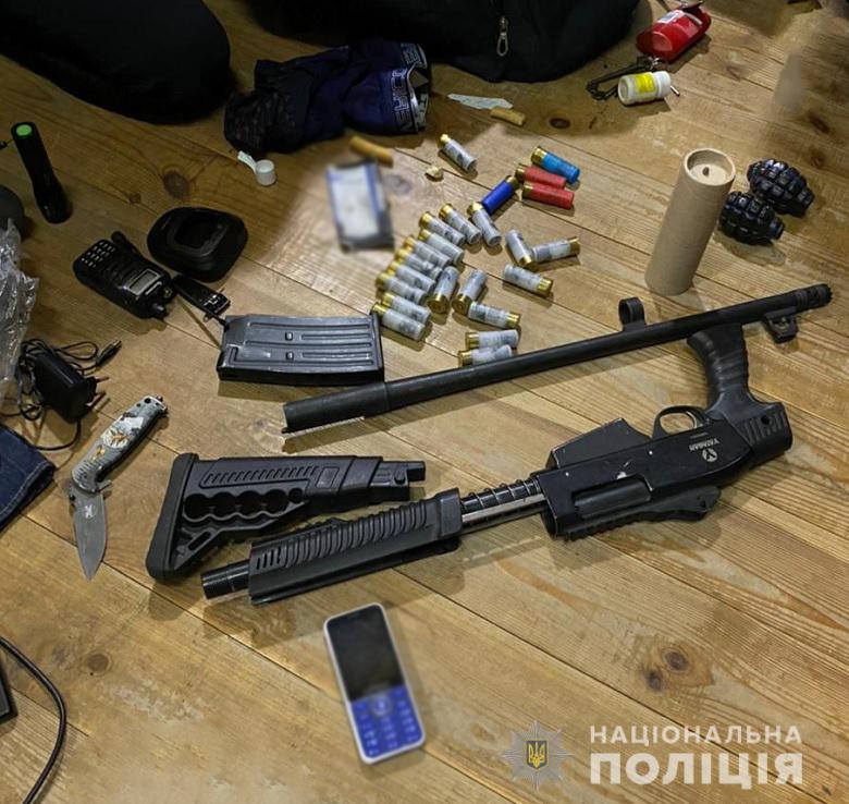 У Києві сталося майже 90 крадіжок за добу - погрози, пограбування, нападник, крадіжки, зібрання - 10.02.2021zbrojapezer1