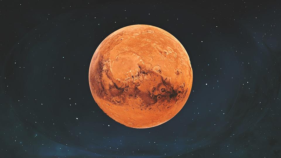 Китайський зонд долетів до Марса - Червона планета, марсохід, Марс, Китай, зонд - 11 mars
