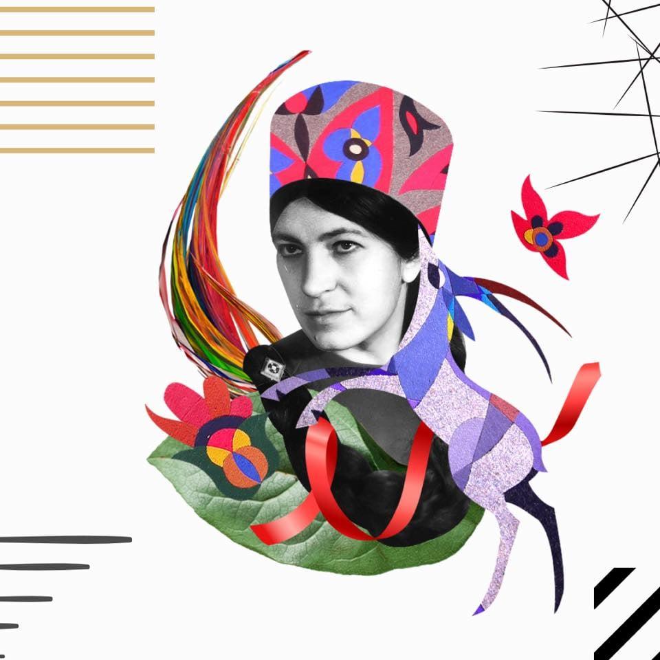 Легенда українського мистецтва з Бучі Любов Панченко стала героїнею арт-гри - шістдесятники, художниця, українські дизайнери, Любов Панченко, дизайнер - 145104563 778255236374755 5779013927499591845 n