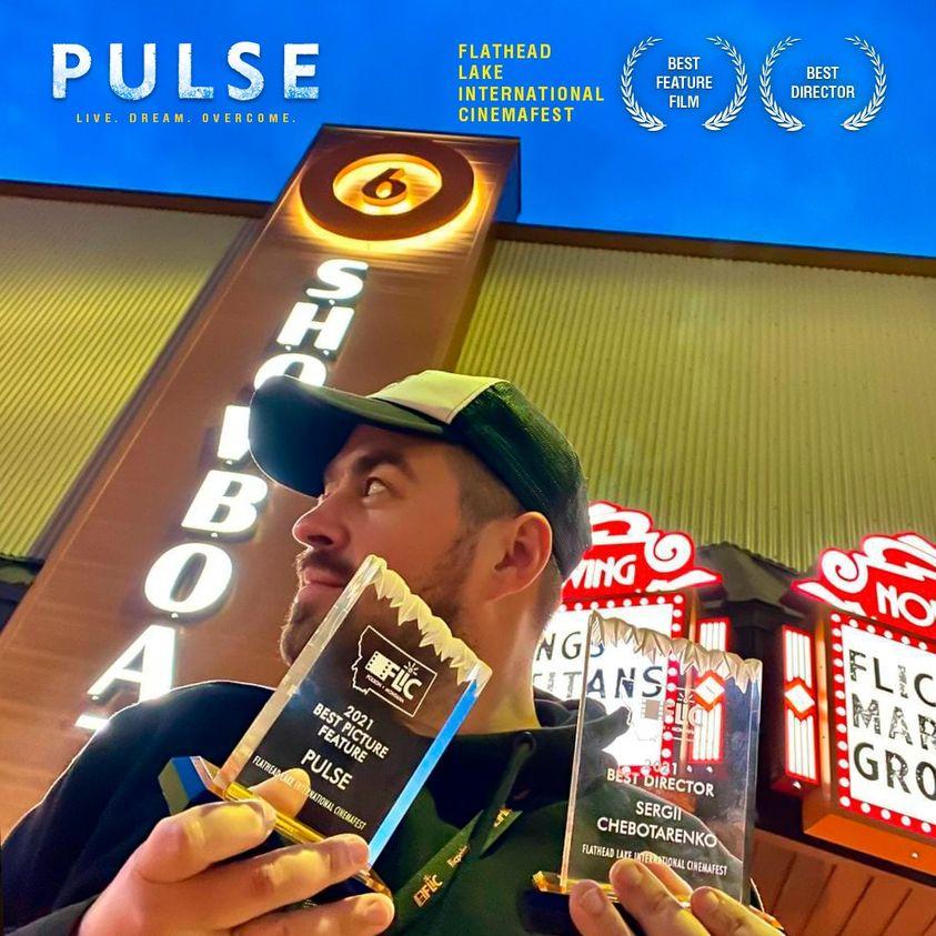 «Пульс»: фільм українського режисера отримав 2 нагороди  у США - Фільм, режисер, нагорода - 145651889 2484592995176296 5476349542458373453 o