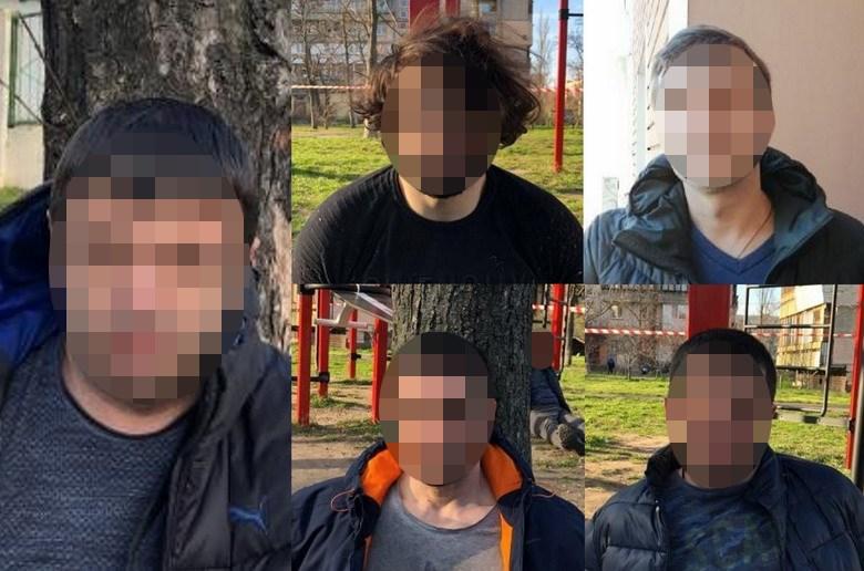 Нападали біля обмінників Києва: завершилось розслідування проти озброєної банди - злочинці, валюта - 146163041 2787070041547792 3951191528903635329 n