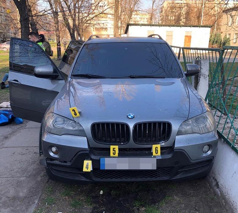 Нападали біля обмінників Києва: завершилось розслідування проти озброєної банди - злочинці, валюта - 146350343 2787070048214458 6573556388421000331 n