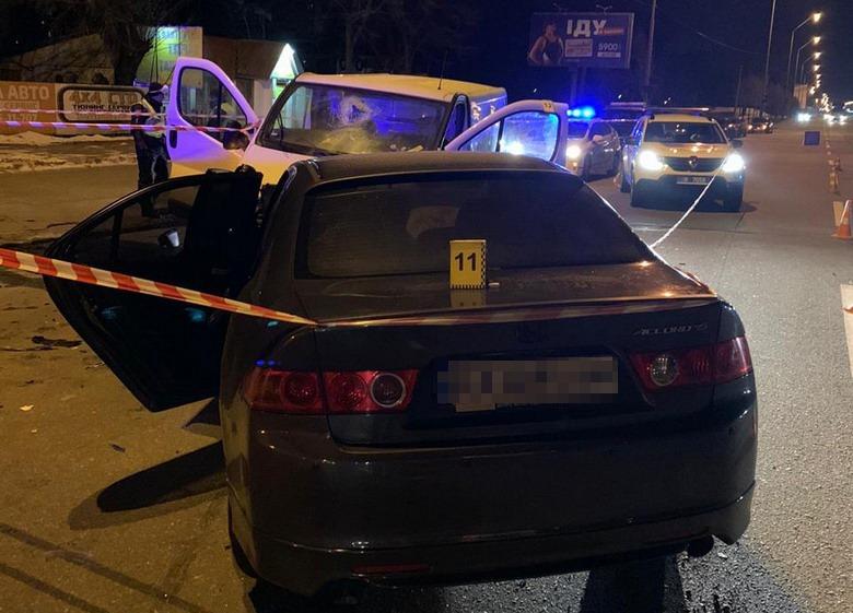 На Броварському проспекті сталася смертельна ДТП - легковик, Аварія на дорозі - 146476627 3686003081455436 1573663052142983687 n