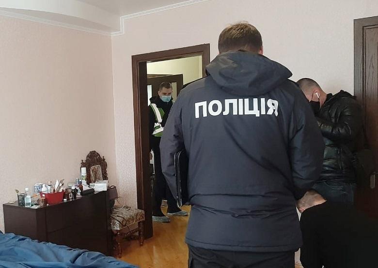 У Києві чоловік вбив дружину та хотів утекти - столиця, підозра, ніж, вбивство - 146973485 3683643211691423 3471567499275230782 n
