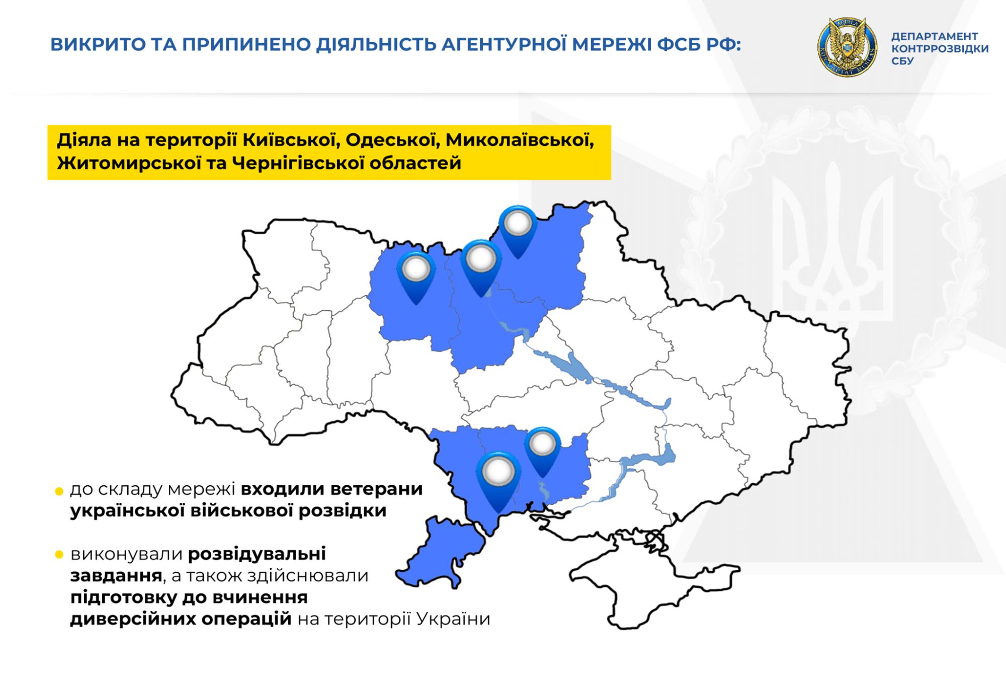 До агентурної мережі ФСБ входили  колишні українські військові: викриття СБУ - СБУ, Росія, Розслідування - 147173966 2932300850333234 6880377195822791472 o 2000x1384