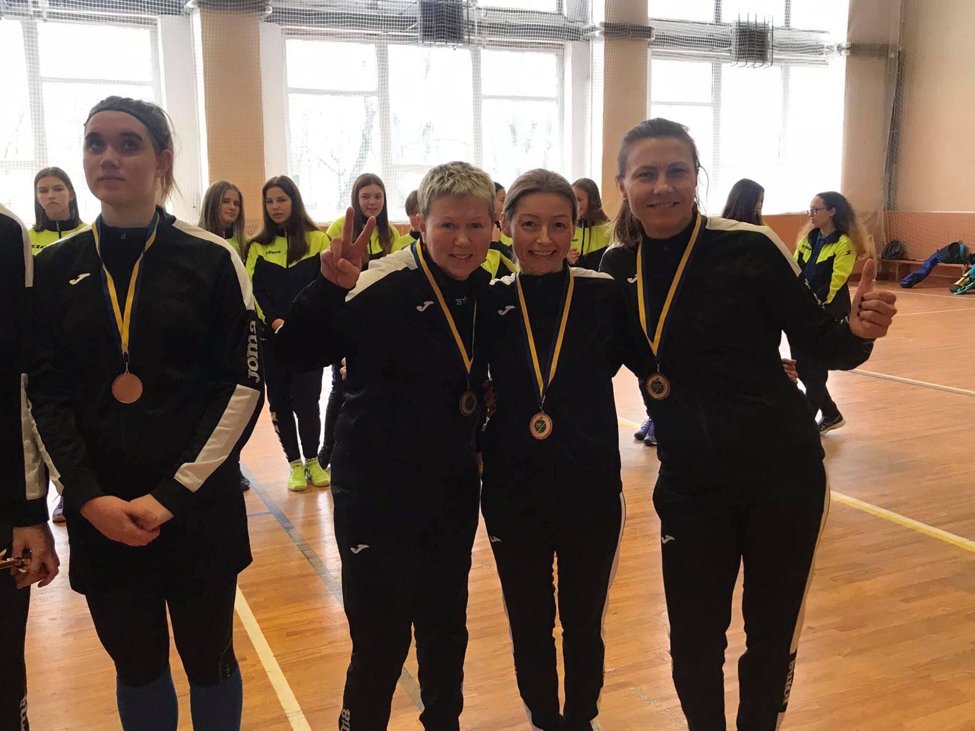 Спортсменки із Борисполя здобули бронзу на чемпіонаті України з хокею на траві - хокей - 147671407 714543902570661 7239366491208147008 o 2000x1500
