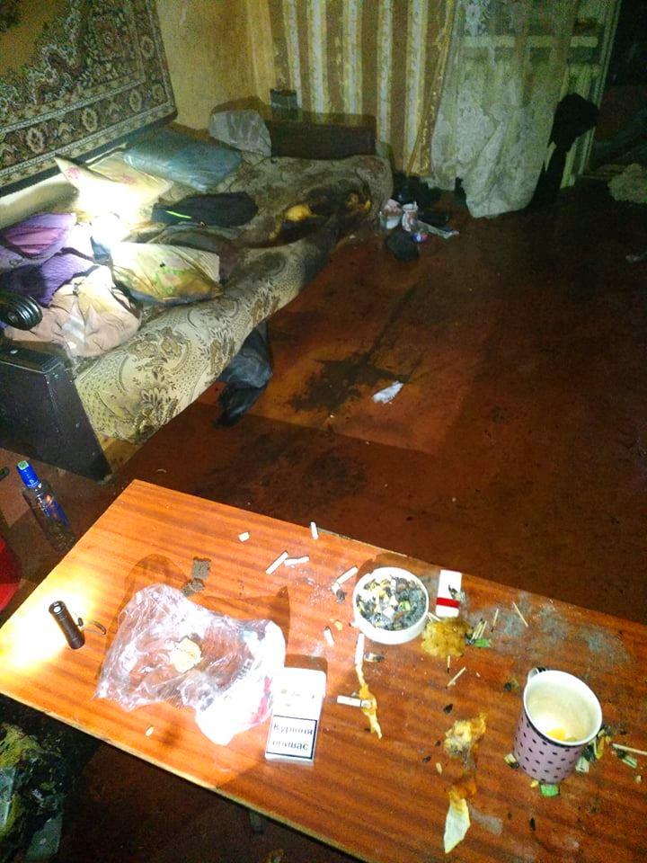У Бородянці через паління в ліжку загорілася квартира в багатоповерхівці - пожежники, пожежа, бородянські рятувальники, бородянські пожежники, багатоповерхівка - 148104816 730618124548278 8939404820232472587 n