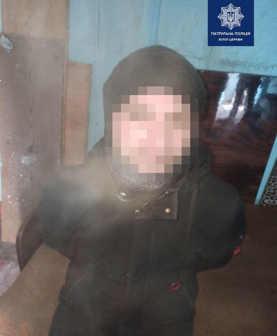 У Білій Церкві знайшли шахрая, якого шукали в Києві - шахрай, розшук, Поліція - 148206140 1905597022940682 5687066115189934789 o
